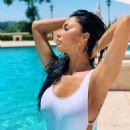 Nicole Scherzinger – Swimsuit Photoshoot 2019