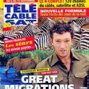 Vincent Cassel - Télé Cable Satellite Magazine Cover [France] (6 November 2010)