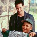 Conor (Keanu Reeves) and Jefferson (Julian Griffith) in Paramount's Hardball - 2001 - 259 x 400
