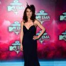 Carice Van Houten At The MTV Europe Music Awards 2013