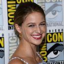 Melissa Benoist – 'Supergirl' Press Line at Comic-Con 2016 in San Diego - 454 x 607