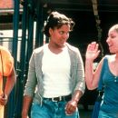 Anna Simpson, Kerry Washington and Melissa Martinez in IFC Films' Our Song - 2001