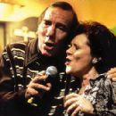 Pete Postlethwaite and Imelda Staunton in Universal Focus' Rat - 2001