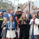 The Dutch Royal Family Attend King's Day - 400 x 600