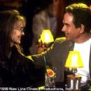 Diane Keaton and Warren Beatty in New Line's Town and Country - 2001