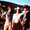 Gael Garcia Bernal, Maribel Verdu and Diego Luna in IFC Films' Y Tu Mama Tambien - 2002