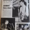 Johnny Hallyday - Festival Magazine Pictorial [France] (25 July 1961) - 454 x 600