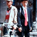 Cui Lin and Li Bin as Jian in Beijing Bicycle - 2002