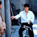 Cui Lin and Li Bin in Beijing Bicycle - 2002