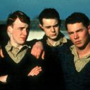 Robin Laing, Danny Dyer and Shawn Hatosy in Strand's Borstal Boy - 2002