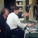 Gerard Depardieu and Jeremy Davies in United Artists' CQ - 2002