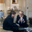 Jeremy Davies and Giancarlo Giannini in United Artists' CQ - 2002 - 454 x 303