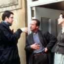 Director John McKay, Bill Paterson and Andie MacDowell of Crush - 2002 - 400 x 287