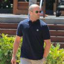 Jason Statham- August 28, 2016- Shops in Malibu - 454 x 564