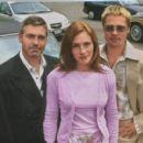 Brad Pitt - Biography Magazine Pictorial [Russia] (December 2017) - 454 x 410
