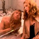 Rhys Ifans and Miranda Otto in Fine Line's Human Nature - 2002