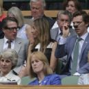 Benedict Cumberbatch- July 12, 2015-Day Thirteen: The Championships - Wimbledon 2015 - 454 x 329