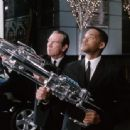 Tommy Lee Jones and Will Smith in Columbia's Men in Black II - 2002