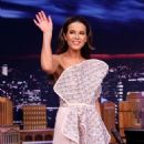 Kate Beckinsale – On 'The Tonight Show Starring Jimmy Fallon' in NYC