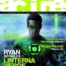 Ryan Reynolds - Acine Magazine Cover [Colombia] (August 2011)