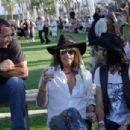 Justin Murdock - 2008 Coachella - Festival