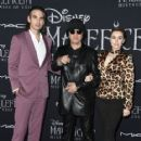 Gene Simmons attends the World Premiere Of Disney's 'Maleficent: Mistress Of Evil'  on September 30, 2019 - 417 x 600