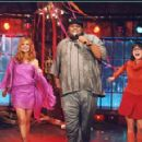 Sarah Michelle Gellar, Ruben Studdard and Linda Cardellini in Scooby-Doo 2: Monsters Unleashed - 2004