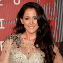 Jenelle Evans attends the 2015 MTV Video Music Awards at Microsoft Theater on August 30, 2015 in Los Angeles, California - 398 x 600