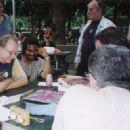 Joe Edley plays Aldo in Washington Square Park - 454 x 327