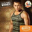 Salman New Dixcy Scott pictures advert