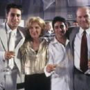 Hugo Silva (as Jonas), Marisa Paredes (as Reyes) , Raul Jimenez (as Rafa) and Lluis Homar (as Jacinto) - 454 x 304