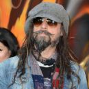 Rob Zombie arrives at the 5th Annual Revolver Golden Gods Award show at club Nokia on May 2, 2013 in Los Angeles, CA