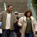 Lamman Rucker (as Troy) and Jill Scott (as Shelia) in TYLER PERRY'S WHY DID I GET MARRIED? Photo Credit: Alfeo Dixon. - 454 x 302