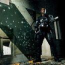 Adewale Akinnuoye-Agbaje star as Heavy Duty in Paramount Pictures' G.I. Joe.