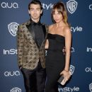 Joe and Blanda - InStyle and Warner Bros. 71st Annual Golden Globe Awards Post-Party in Beverly Hills (January 12)