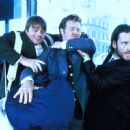 Damien Richardson, Joel Edgerton and Guy Pearce