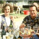Tom Arnold and Joan Cusack