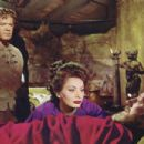 L to R: Stephen Boyd as Livius, Sophia Loren as Lucilla and Alec Guinness as Marcus Aurelius in Paramount Pictures' The Fall of the Roman Empire.