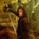 Viggo Mortensen as Aragorn in New Line's The Lord of The Rings: The Fellowship of The Ring - 2001