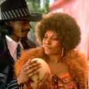 Snoop Dogg and Pam Grier in New Line's Bones - 2001
