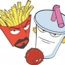 Downshot - Aqua Teen Hunger Force Colon Movie Film for Theaters - 2007