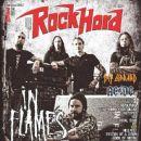 Daniel Svensson, Anders Fridén, Bjorn Gelotte, Niclas Engelin, Peter Iwers - Rock Hard Magazine Cover [Italy] (August 2011)