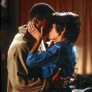 Taye Diggs and Nia Long in Universal's The Best Man - 10/99