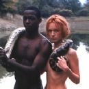 Femi Ogumbanjo and Hanne Klintoe in The Loss Of Sexual Innocence - 350 x 238