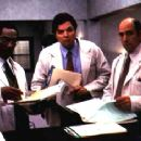 Eddie Murphy, Oliver Platt and Richard Schiff in 20th Century Fox's Dr Dolittle - 1998
