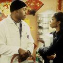 LL Cool J and Gabrielle Union in Focus' Deliver Us From Eva - 2003