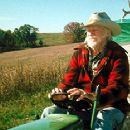 Richard Farnsworth in Disney's The Straight Story - 10/99