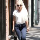 Lady Gaga in Tight Jeans – Out in New York City