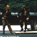 Tommy Davidson and Savion Glover in New Line's Bamboozled - 2000