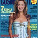 Kate Hudson - Cosmopolitan Magazine Cover [Hungary] (April 2003)